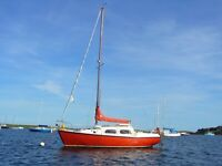 Leisure 23 Sailboat