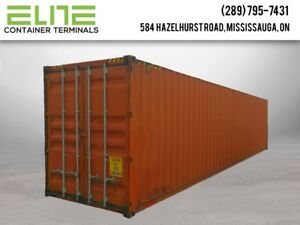 Shipping Containers for SALE! (Delivery Included)