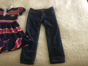 Clothes for a toddler girl