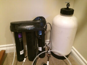 Kinetico Drinking Water System Plus VX Deluxe