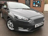 Ford Focus Zetec Tdci 5dr DIESEL MANUAL 2015/15