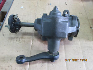 1967 chevelle manual steering box