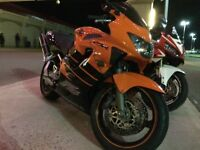 2000 CBR 600F4 !! Dealer maintained ! Needs nothing ! only 50k !