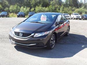 Honda Civic Sedan 4dr CVT EX 2014