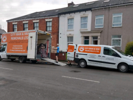 REMOVAL SERVICES - MAN & VAN SERVICES LOCAL OR LONG DISTANCE...