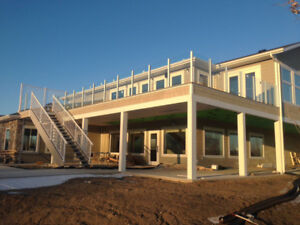 PermaRail Fully Welded Railing Systems & Spiral Staircases
