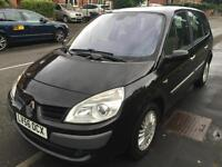 2006 RENAULT GRAND SCENIC 1.6 VVT Privilege..7 SEATER..MOT..LOOKS+DRIVES GOOD