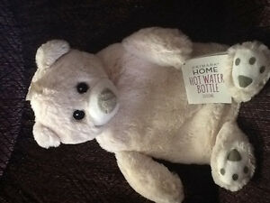 Brand New Teddy Bear Hot Water Bottle