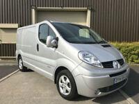 (14) 2014 Renault Trafic 2.0dCi EU5 L/Roof Van SL27dCi 115 Sport + VAT 1 Owner