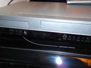 LG DVD/VHS COMBO PLAYER