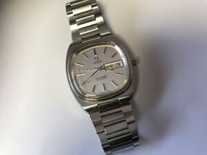 ABSOLUTE GORGEOUS  VINTAGE OMEGA SEAMASTER MEN'S WATCH