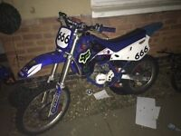 Yz 80 fully forged and fully rebuilt very nice bike