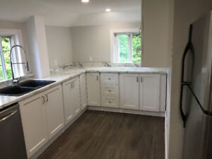 Newly renovated 2 bedroom flat (pet friendly)