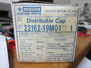 Distributor Cap for Nissan 200SX  compatible with other models Kingston Kingston Area image 1