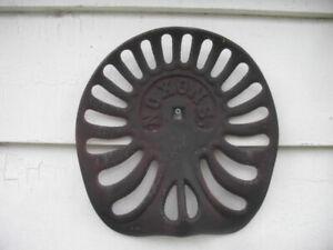 Antique Tractor Seats