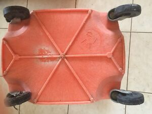 Do you have to wash a lot of floors? This Mop Bucket & Wringer