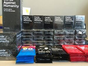 Cards against Humanity !!!!!!!!!!!