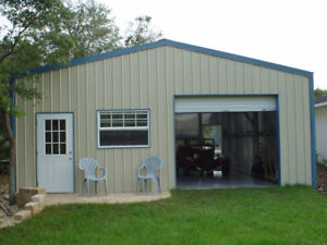 BRAND NEW STEEL BUILDINGS - ASAP DELIVERY