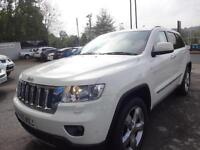 2013 Jeep Grand Cherokee 3.0 CRD V6 Overland Station Wagon 4x4 5dr