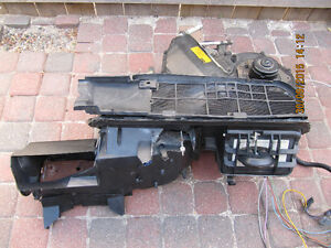 1978-1988 Oldsmobile Cutlass Gbody Complete Heater Core with AC.