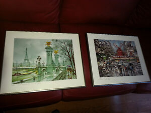 Art/Paintings Twin Palms and others Belleville Belleville Area image 5