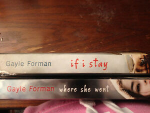 If I Stay book set
