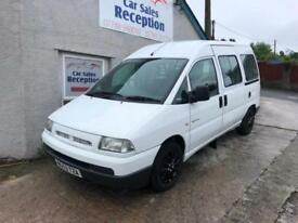 Citroen Dispatch 2.0HDi 16v 900 Wheelchair Accessble £1995
