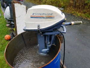Wanted 5 to 6 hp johnson or evinrude parts