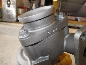 Rebuilt Perkins 2674A807 turbocharger Moose Jaw Regina Area image 5