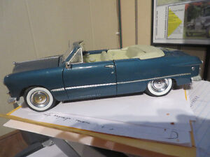 1949 Ford Convertible--1:18 scale diecast car
