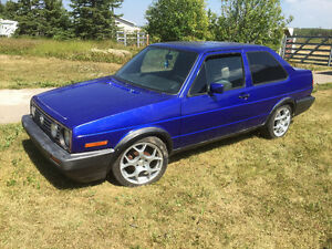 1985 Jetta Coupe Project