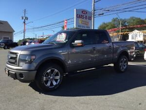 2014 Ford F-150 4x4 FX4  FREE 1 YEAR PREMIUM WARRANTY INCLUDED!!