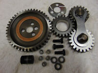 CHEVROLET SMALL BLOCK CAMSHAFT TIMING GEARS