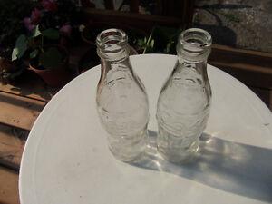 2 COKE BOTTLES, PERFECT CONDITION London Ontario image 2