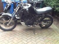Honda translalp 600 cc spares