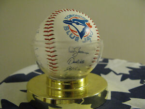 Toronto Blue Jays - Collectible items from the early glory days!