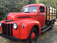 1944 Ford Stake Bed Truck