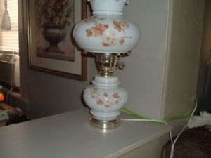Gone with Wind electric table lamp