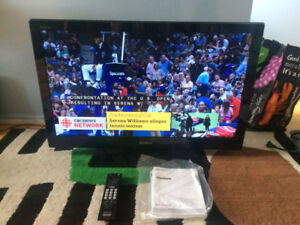 Sony Bravia 32 inches LCD. In excellent condition.