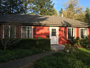 Gorgeous bungalow backing green space in East Abbotsford!