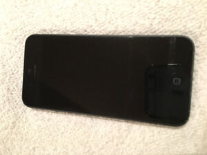 iPhone 5 16GB with brand new battery (price drop)