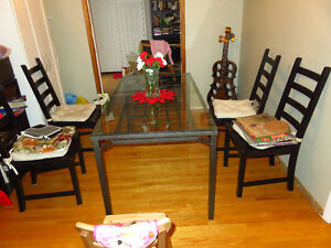 Great IKEA Dining Room Table!