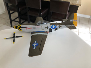P-51 Mustang Rc  Airplanes