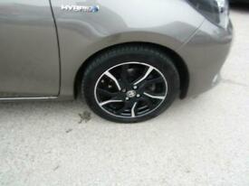 2016 Toyota Yaris VVT-I DESIGN M-DRIVE S Hatchback PETROL/ELECTRIC Manual