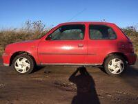2001 Nissan Micra 1 litre