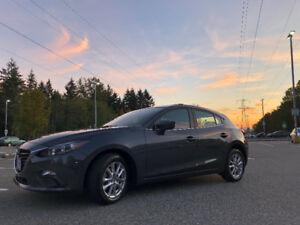 2016 Mazda 3 GS