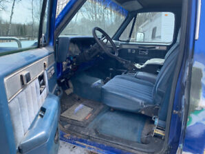 1977 Chevy Short Box Mud Truck