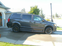 2011 Dodge Grand Caravan Wheelchair Van