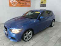 2014 BMW 118 2.0TD 143 Sports Hatch Auto d M-Sport ***BUY FOR ONLY £64 A WEEK***