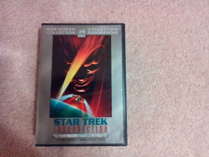 Star Trek Insurrection Collector's DVD